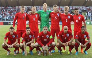 Equipe Angleterre