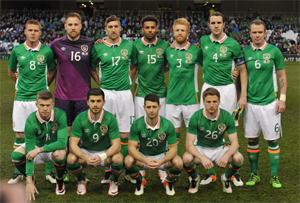 Beaucoup d'interrogations pour l'Irlande !