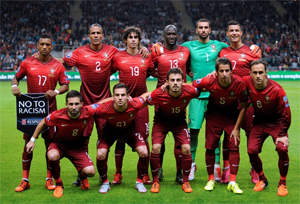 Le Portugal entre dans sa préparation !