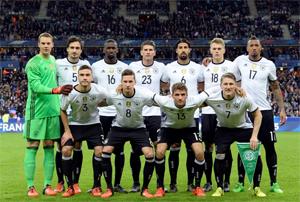 L'Allemagne fait le travail !