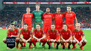 Le Pays de Galles entre dans l'histoire !