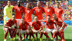 Suisse – Pologne !