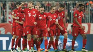 La chasse au Bayern Munich !