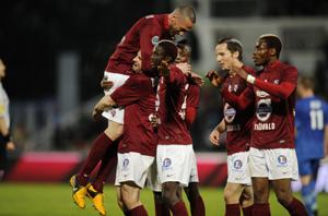 Dijon retrouve la Ligue 1 !