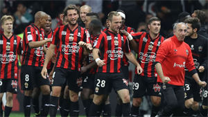 L'OGC Nice met pression sur l'AS Monaco