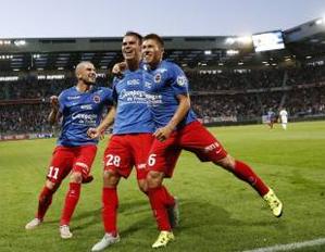 Echec interdit pour Caen avec 2 victoires en 11 matchs