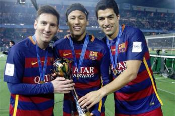 Le « Messi » de retour !
