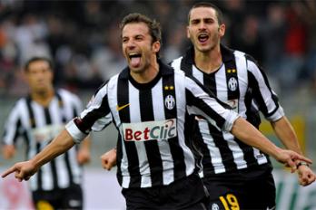 Juventus de Turin en finale de Coupe d