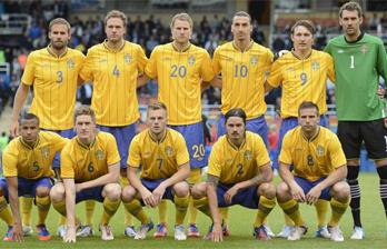 Victoire indispensable pour la Suède !