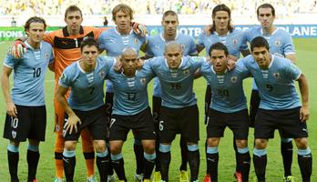 L'Uruguay va défier le leader de la zone Amérique du sud