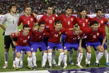 La Serbie en trouble fête ?