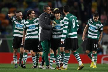 Le Sporting Lisbonne pour une qualification ?