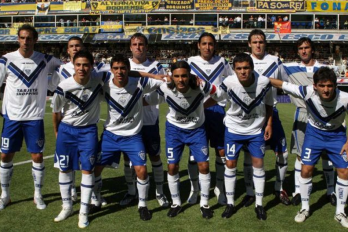 Vélez Sarsfield VS Quilmes