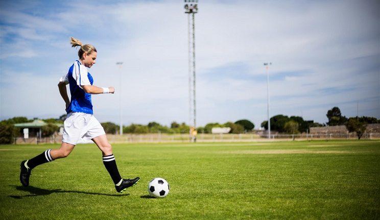 joueuse football