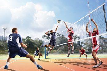 Les Bleus lancent leur Mondial de volley contre la Chine