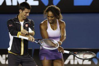 Pourquoi miser sur Serena et Novak à l'Open d'Australie ?