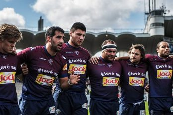 Bordeaux-Bègles la belle surprise du Top 14
