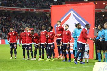 Lille garde à distance Lyon après la 35e journée de Ligue 1